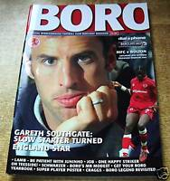 2002/03 PREMIERSHIP - MIDDLESBROUGH v BOLTON WANDERERS