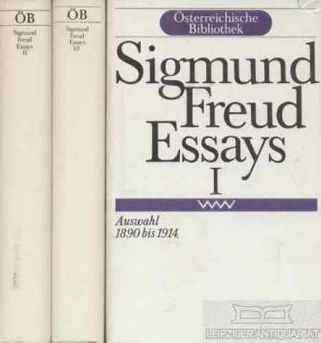 freud 3 essays summary Angela oswalt, msw sigmund freud (1856-1939) was a viennese doctor who came to believe that the way parents dealt with children's basic sexual and aggressive desires.
