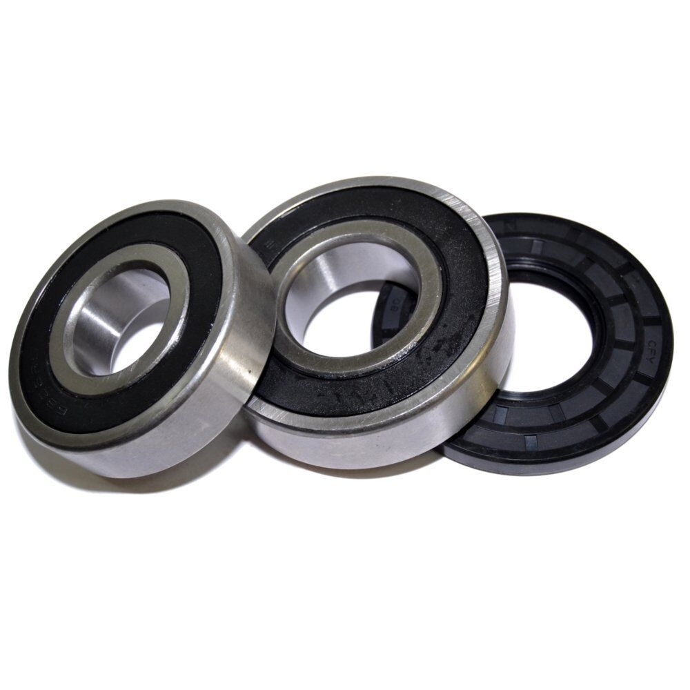 Hqrp Front Load Bearing Seal Kit For Frigidaire Ftf530es0