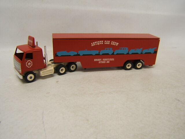 Hershey Car Show >> Winross Antique Car Show Hershey PA Tractor Trailer October 1992 64 Diecast | eBay