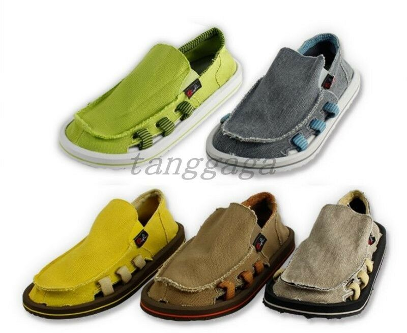 Mens Boat Shoes Loafers