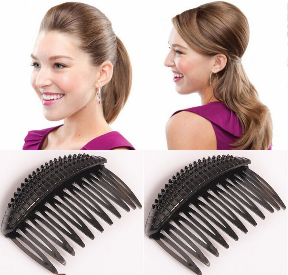 hair comb style 5 fashion hair styling clip volume boost comb stick 5025 | s l1000