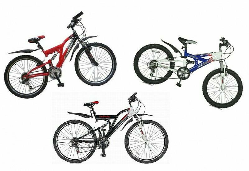 16 20 24 26 zoll kinderfahrrad mountainbike jugend bike. Black Bedroom Furniture Sets. Home Design Ideas