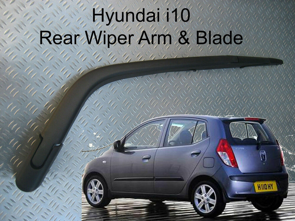 Santa Fe Toyota >> Rear Wiper Arm Blade For Hyundai i10 2008, 09, 10, 11, 12 ...