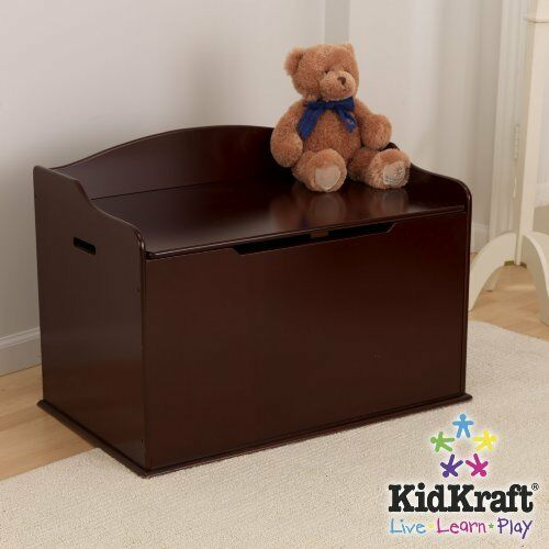 Kidkraft Austin Toy Kids Room Cherry Box Chest Amp Bench