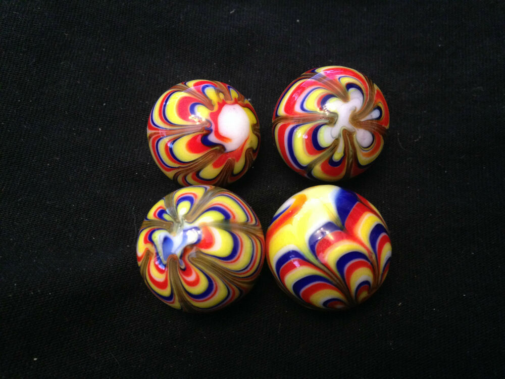 Popular items for flat marbles on Etsy |Most Desirable Marbles Glass