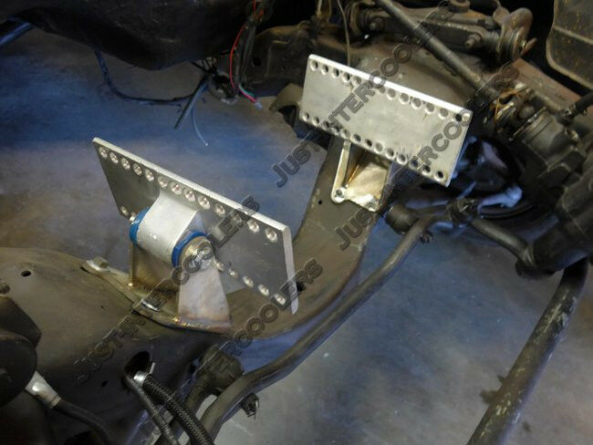 cxracing ls1  lsx engine mounts swap kit for 1963