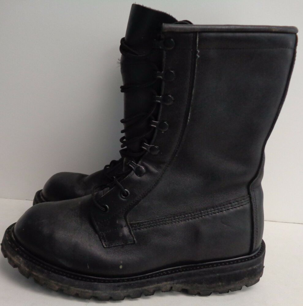 U S Military Issue Cold Weather Boots 11418a Vibram Sole