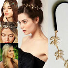 Women Metal Rhinestone Head Chain Jewelry Headband Head Piece Hair band Fashion