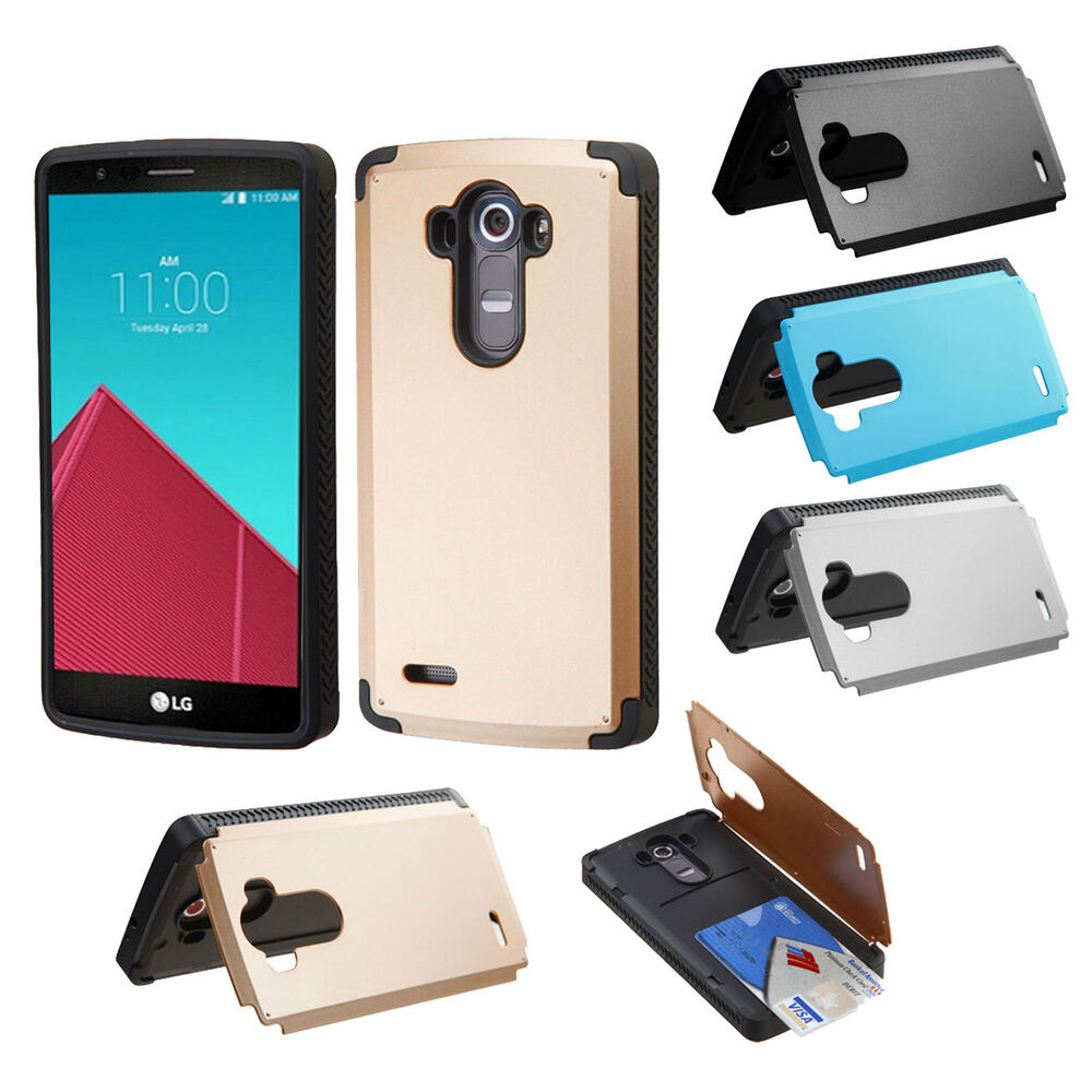 For Lg Phone Models Rugged Heavy Duty Hybrid Protective