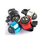 Multicolor Compass Metal Ring Handlebar Bell Sound for Bike Bicycle Outdoor Tool