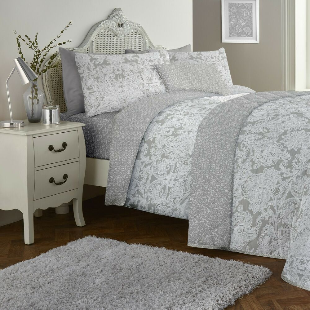 King Size Toile Bedding Sets
