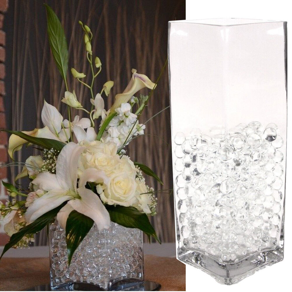 Crystal Decor For Home: 1KG/100000PCS WATER CRYSTAL SOIL BALL BEAD WEDDING VASE