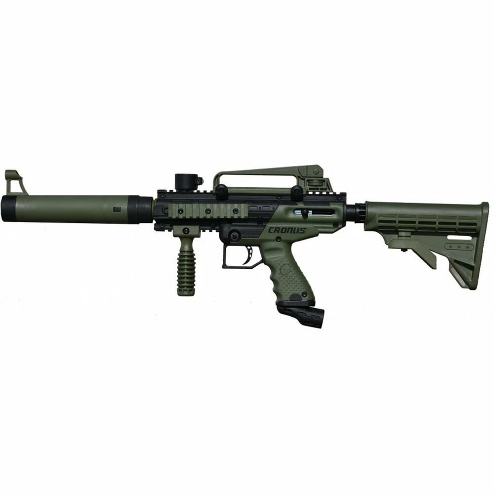 Tippmann Cronus Tactical Paintball Gun Marker Semi ... Paintball Guns Tippmann