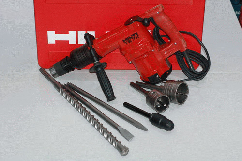 hilti te 72 bohrhammer garantie gro es zubeh rpaket ebay. Black Bedroom Furniture Sets. Home Design Ideas