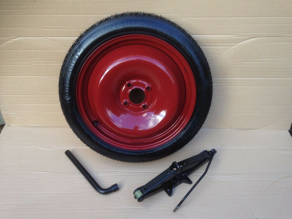 Genuine Renault Captur Space Saver Spare Wheel Amp Tyre 16