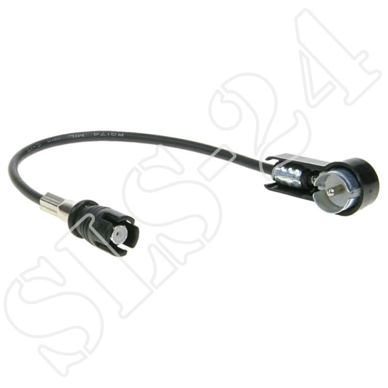 vw polo iso antennenadapter hc97 f raku ii auf iso 50 ohm. Black Bedroom Furniture Sets. Home Design Ideas