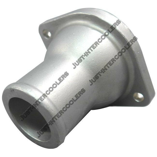 CXRacing Cast Stainless Straight Water Neck Outlet Pipe