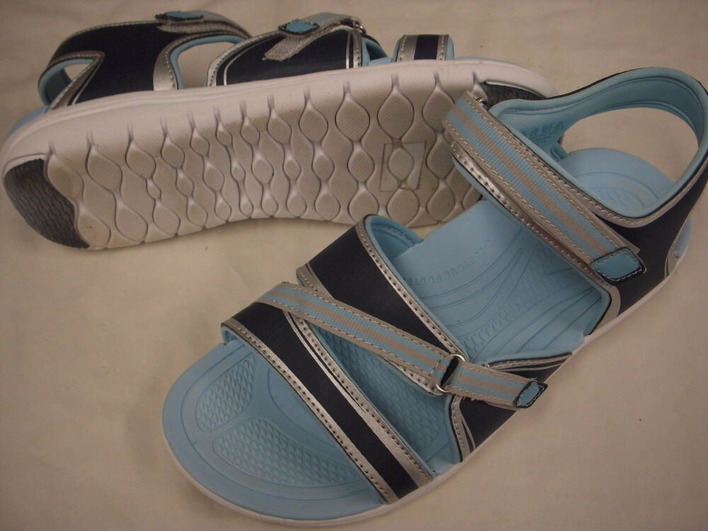 Ryka Breeze Adjustable Lightweight Sport Sandals W Css