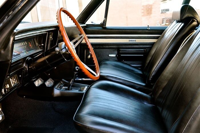 Chevy Ss Truck >> 1968 Nova 2-door Interior Kit, Chevy II | eBay