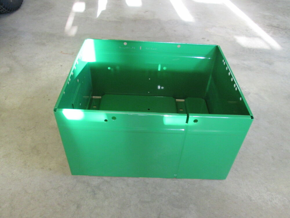 5020 John Deere Battery Box : Battery box for john deere diesel tractors