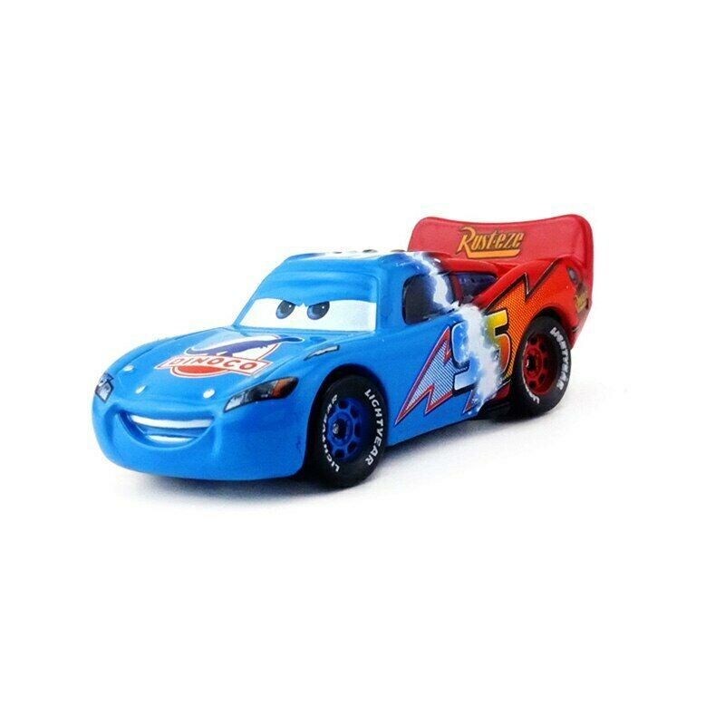 Toys For Cars : Disney pixar movie cars diecast dinoco to rust eze