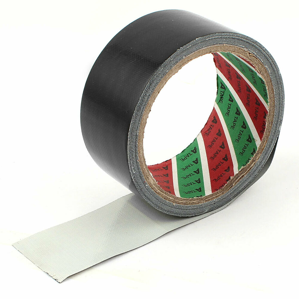 Wiring Loom Harness Adhesive Cloth Fabric Tape : Black mm adhesive duct cloth tape for cable harness wiring loom ebay