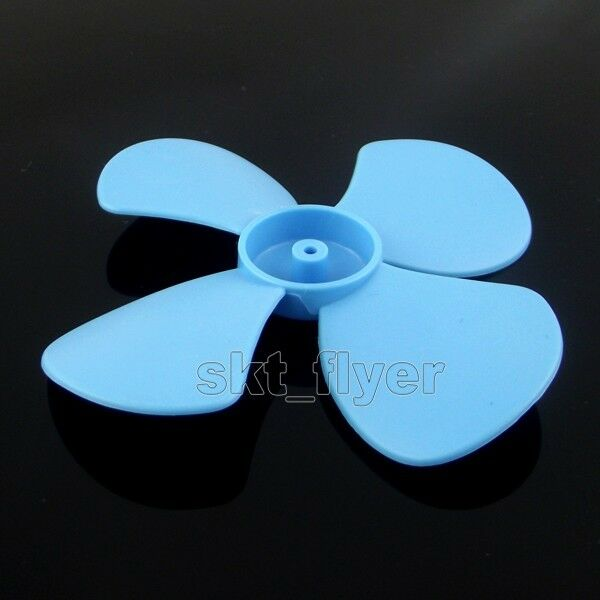 Airplane Fan Blades : Pcs mm four blade propeller blades rotary wing car