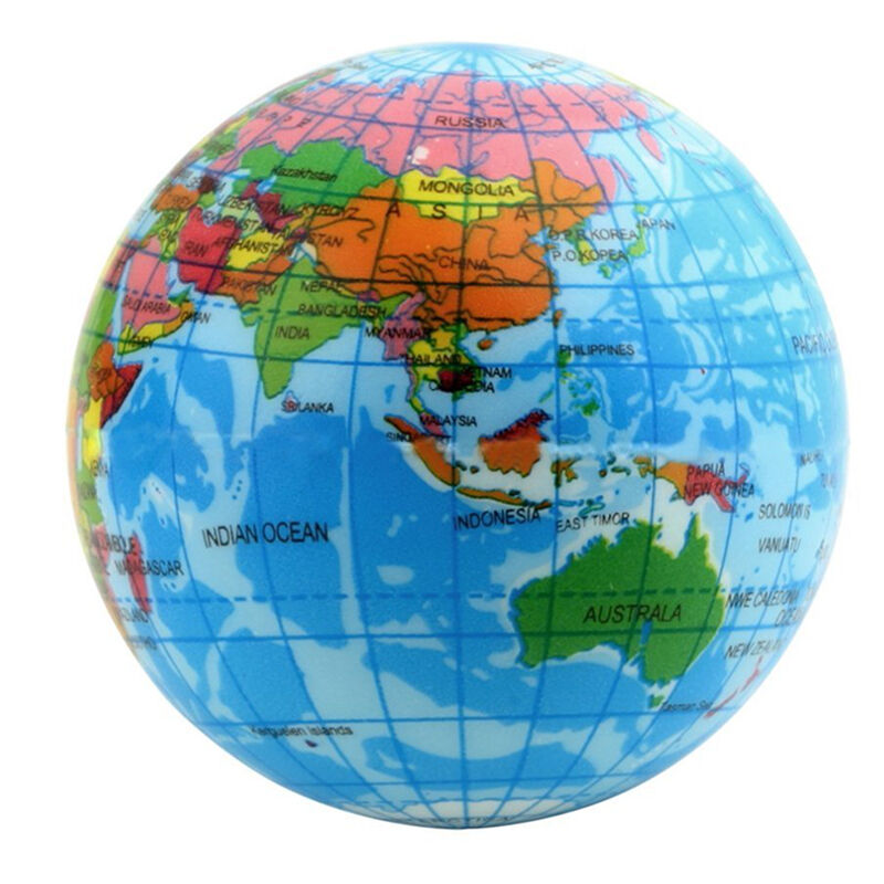 It is an image of Effortless Printable World Globe