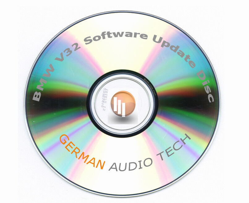 v32 software update disc for bmw mk4 dvd cd navigation. Black Bedroom Furniture Sets. Home Design Ideas