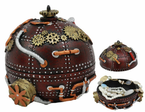 how to make a steampunk jewelry box