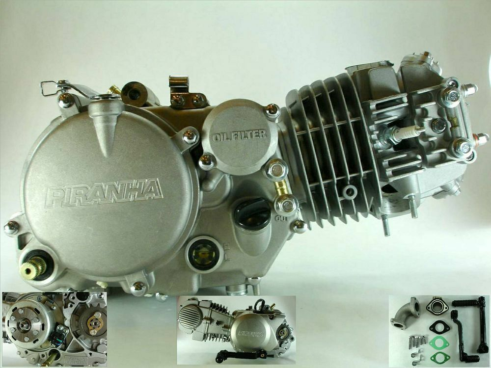 Piranha 150cc Pit Bike Engine Motor Dirt Ycf Yc Gpx Honda