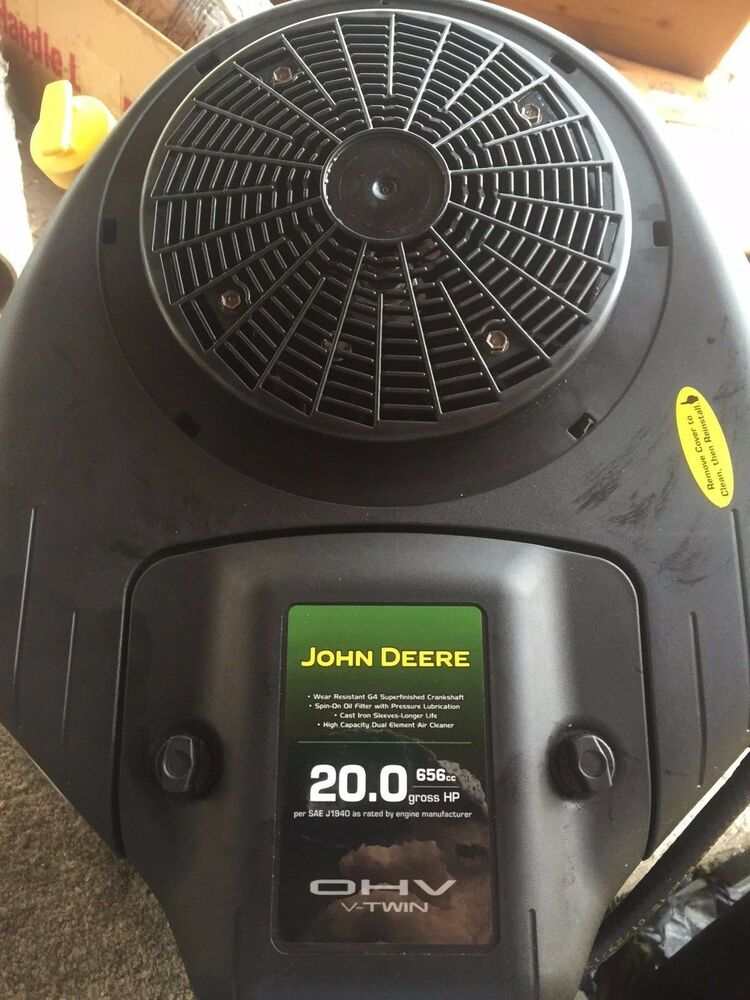 v twin engine john deere briggs stratton 20hp ohv v twin riding mower engine briggs warranty