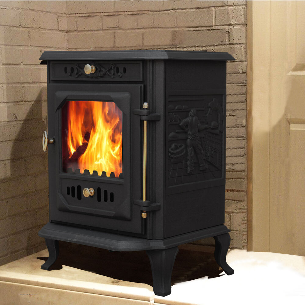 Luxury 7 5kw Woodburner Multifuel Stove Wood Burner Log