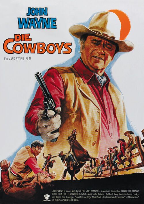 Western movies posters on e-bay