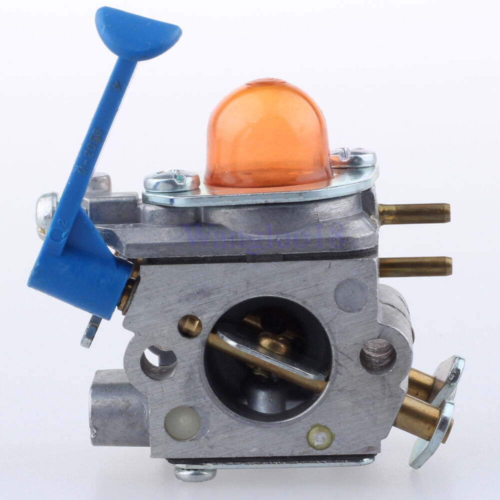 how to clean husqvarna trimmer carburetor
