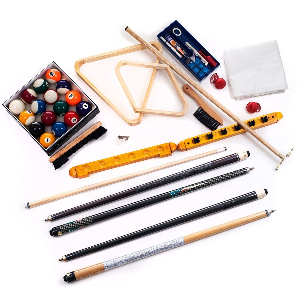 30 piece Billiards Accessories Kit for your Pool Table ...