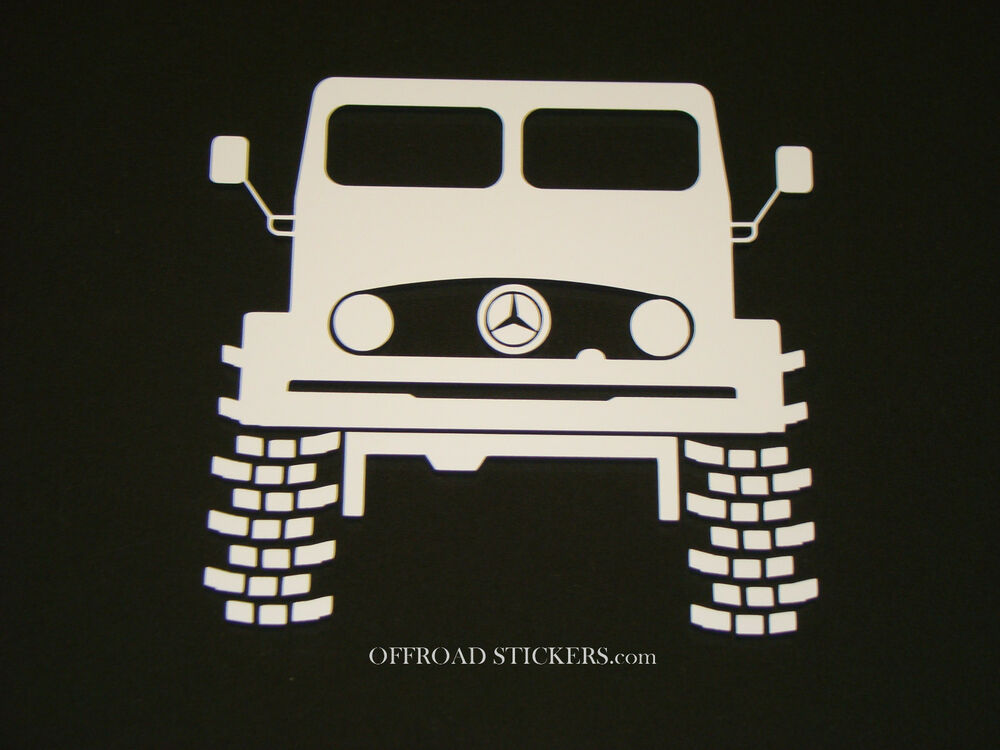 Unimog For Sale >> Mercedes-Benz Unimog U900_U20_MB4/94_437_Sticker/Decal | eBay