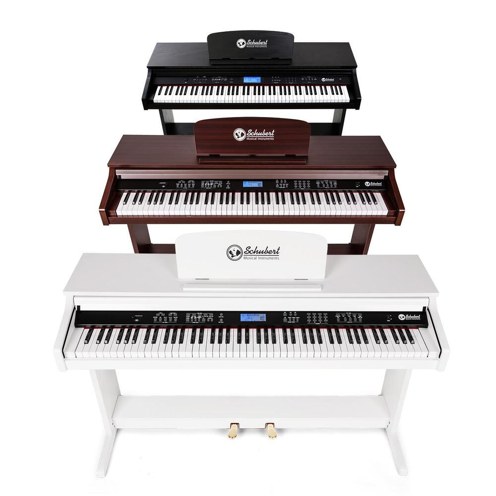 88 tasten digital e piano klavier keyboard 2 pedale 100. Black Bedroom Furniture Sets. Home Design Ideas
