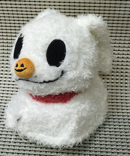 NEW Nightmare Before Christmas Baby Zero Plush Lovely Gift for ...