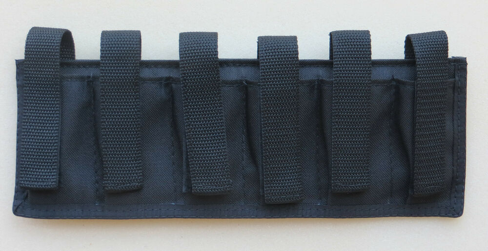 4500 Wide Belt Tactical Pouch Single Stack 1911 Gov/'t models Magazine Pouches