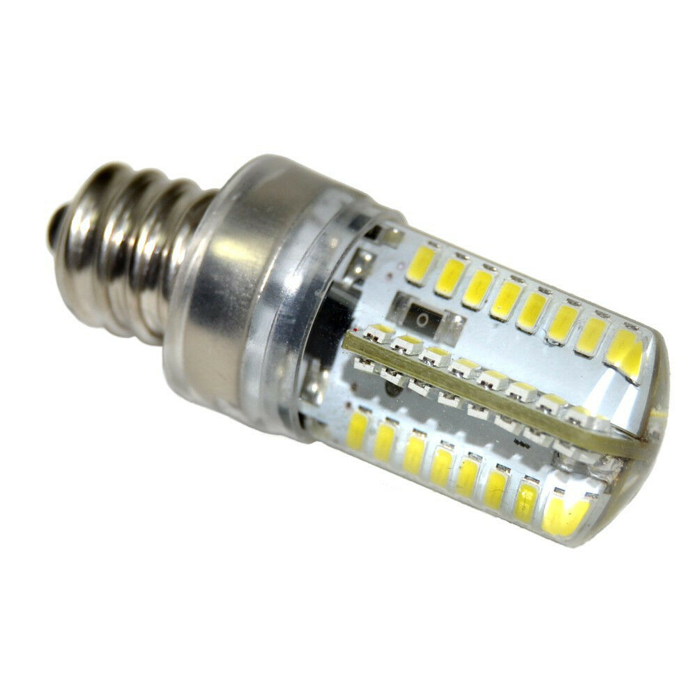 Hqrp 7 16 Quot 110v Led Light Bulb For Brother Sewing Machine
