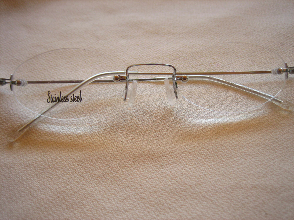 oval lightweight reading glasses rimless almost