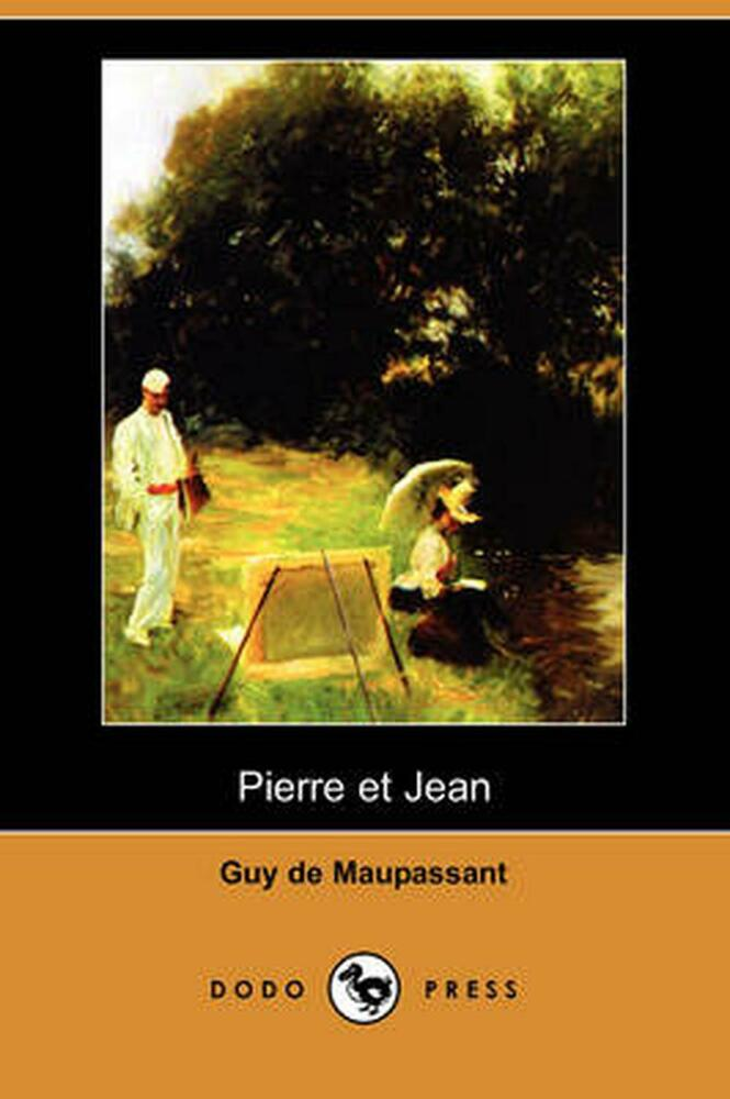 Summary Of A Wedding Gift By Guy De Maupassant : NEW Pierre Et Jean (Dodo Press) by Guy de Maupassant Paperback Book ...