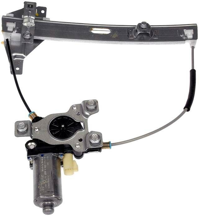 New rear left window regulator and lift motor assembly for 2000 chevy impala window regulator