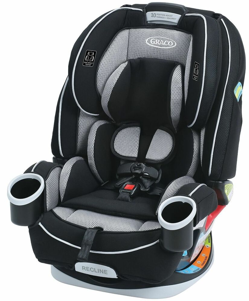 Graco Evertm All In  Convertible Car Seat In Matrixtm
