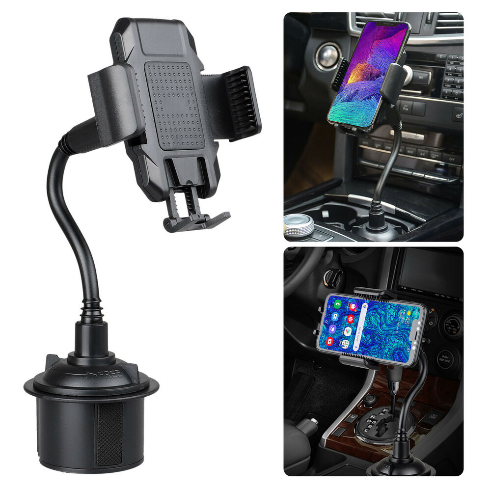 qi wireless car charger pad charging dock holder for. Black Bedroom Furniture Sets. Home Design Ideas