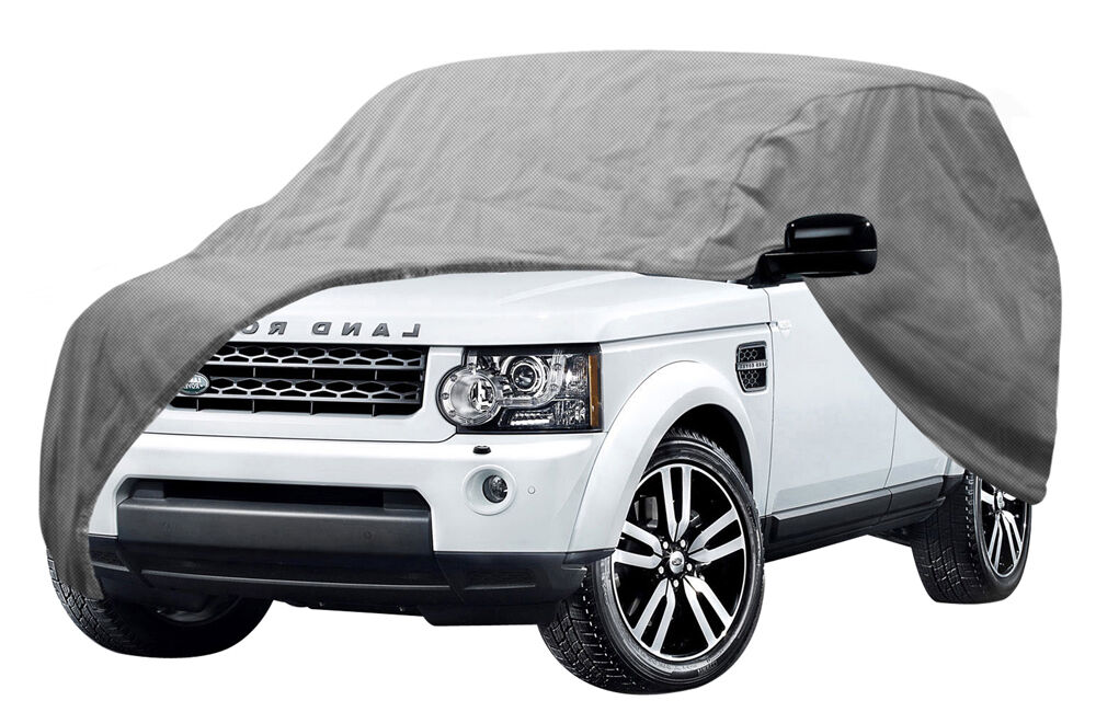 Breathable Outdoor Car Covers
