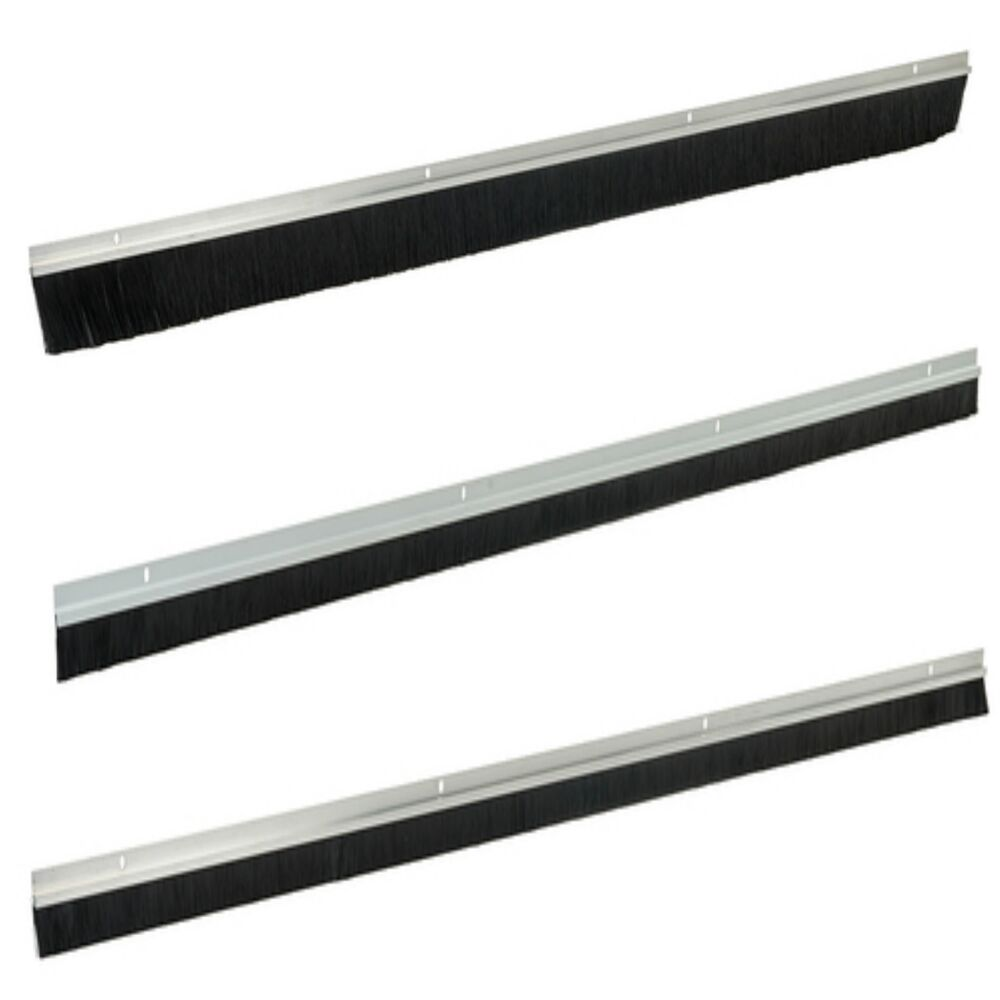 Garage Door Brush Strip Draught Excluder Excluders Seal