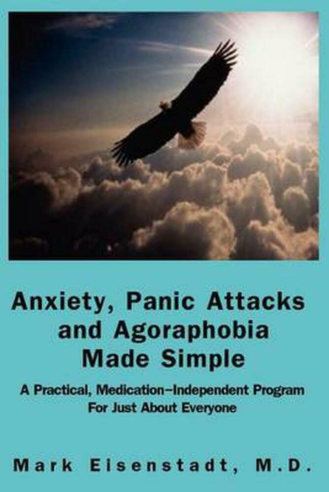 how to stop anxiety and panic attacks book